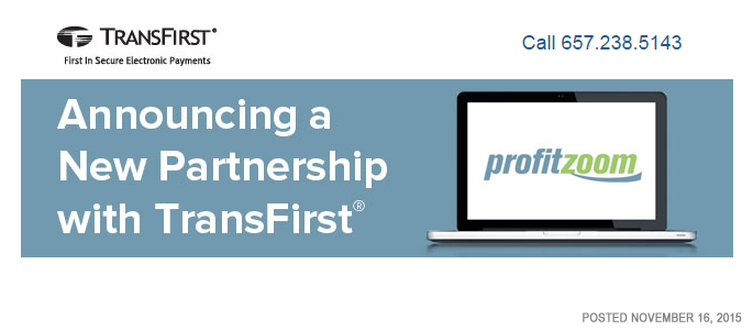 Announcing a New Partnership with TransFirst