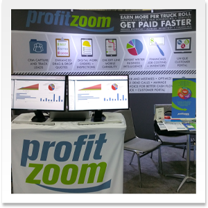 ProfitZoom Booth